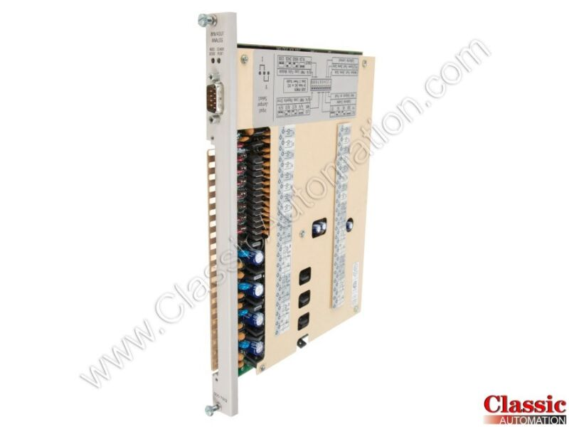 Siemens, Texas Instruments | 505-7012 | Analog Input/Output Module (Refurbished)