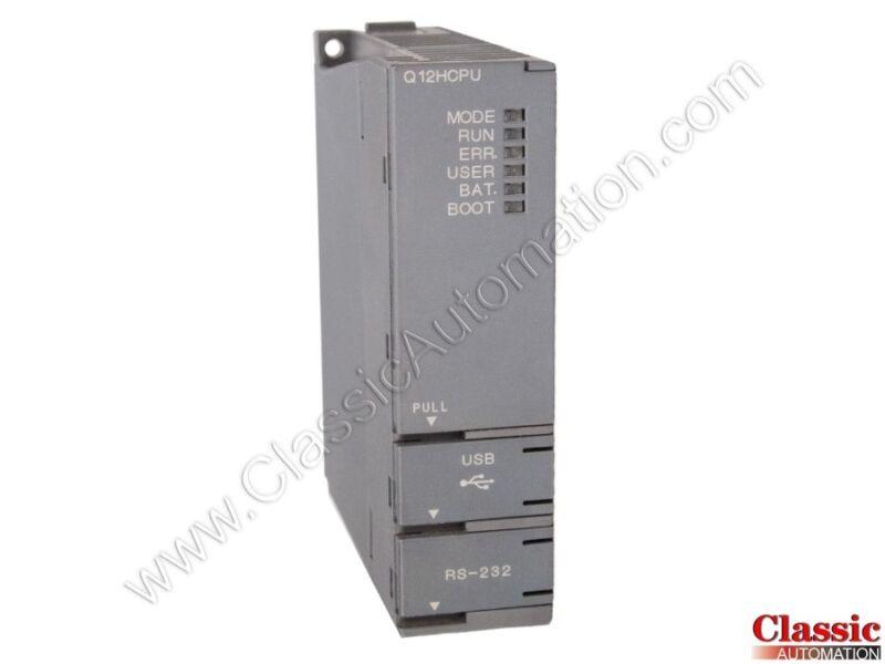 Mitsubishi | Q12HCPU | Processor Module (Refurbished)