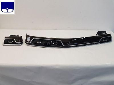 BMW 7 G12 G11 Modanature Copertura Dashboard S4B7A Fineline Lucido
