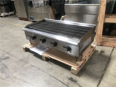 48 Radiant Broiler Radiant Grill Shawarma Restaurant Nsf Cooler Depot New