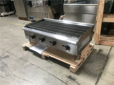 48 Radiant Broiler Cd-rb48 Radiant Grill Shawarma Restaurant Equipment Nsf
