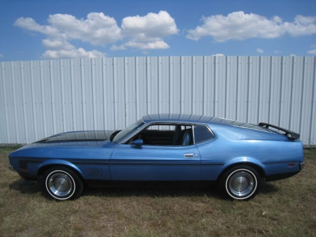 Ford : Mustang Mach 1 1971 Mach1 Ford Mustang 351 Automatic with DISC & POWERSTEERING
