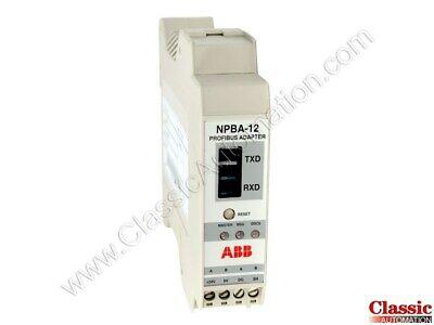 Abb Npba-12 Profibus Adapter Module New