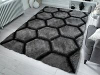 Rockin Rugs - Brand New Verge Rugs - Lush, Thick, Beautiful - Various Colours and Sizes
