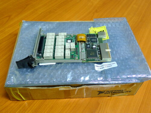 NI PXI-2564 16 SPST Relay Module National Instruments