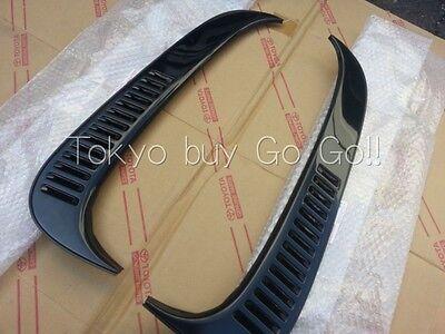 Toyota Land Cruiser 80 LX450 Quarter Vent Louver LH +RH set NEW Genuine Parts