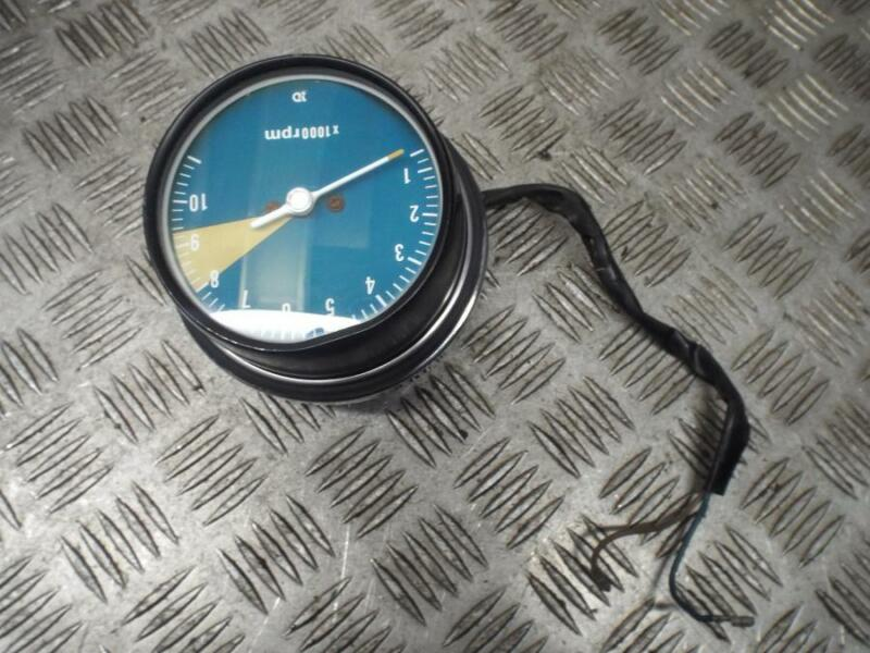 Honda CB750 CB 750 K6 SOHC 1976 Tacho Tachometer Clock/Rev Counter Unit