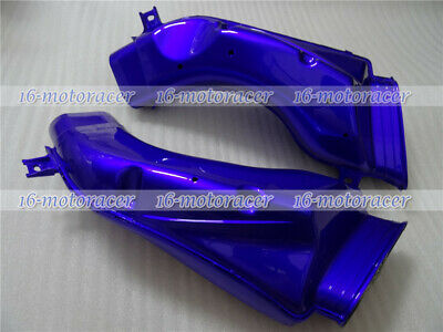 Ram Air Intake Tube Duct Cover Fairing Fit for GSXR 600/750 2001-2003 Blue New