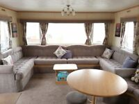 Reduced For A Fast Sale Static Caravan on the Solway Coast , Dumfries , Lockerbie , Kirkcudbright ,