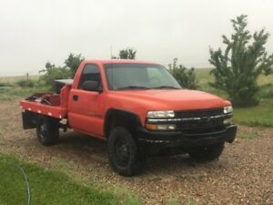 2001 Chevy 3/4 Ton with  6.0L
