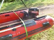 Zodiac inflatable, 4 meters long, used twice Gympie Gympie Area Preview
