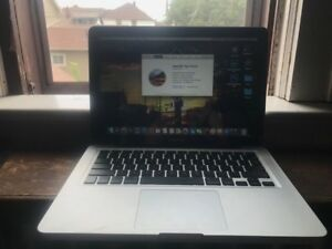 "Apple MacBook Pro -intel core i5, 2.5 GHz 13"" mid-2012"