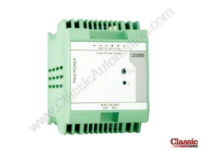 Phoenix Contact 2866336 Mini-ps-100-240ac24dcc2lps Power Supply Refurb