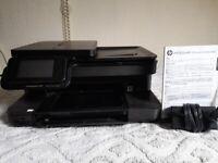 HP 7521 e-ALL-IN-ONE SERIES PRINTER, SCAN/FAX/COPY