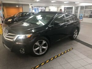 2015 Toyota Venza LIMITED LOW MILLEAGE! NEVER ACCIDENTED!