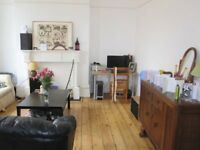 Large 1 bed Victorian Garden flat in Brockley Conservation Area
