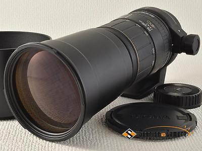 Объективы SIGMA AF 170-500mm F5-6.3 APO