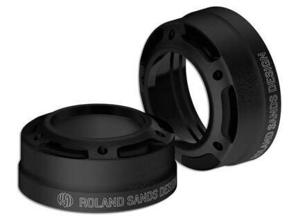 ROLAND SANDS DESIGN (RSD) MISANO Fork Dust Cap - 49mm