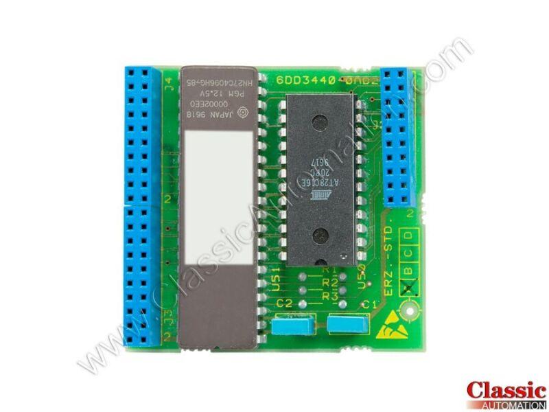 Siemens   6DD3440-0AB2   MS47 Memory Sub-Module (Refurbished)