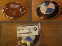 BMW bonnet Badge 82mm Brand new £10