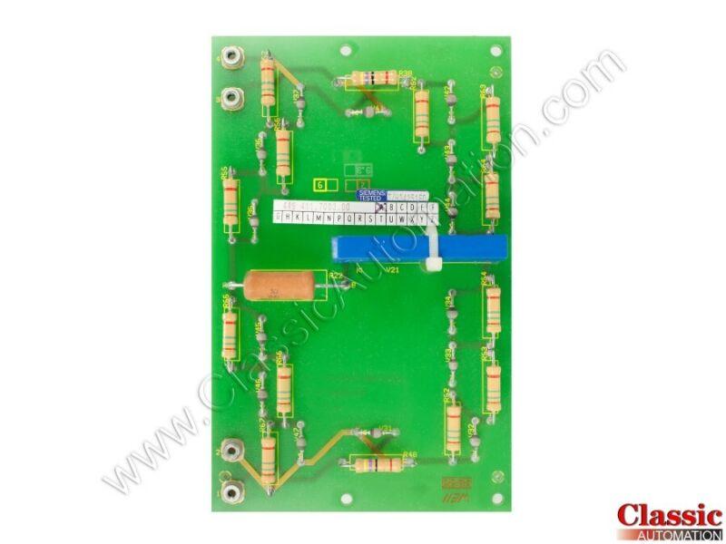 Siemens| 449 411.7003.00 | Resistor Board Module (new)