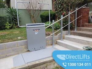 DirectLifts Australia: Brand New Wheelchair Lifts Botany Botany Bay Area Preview