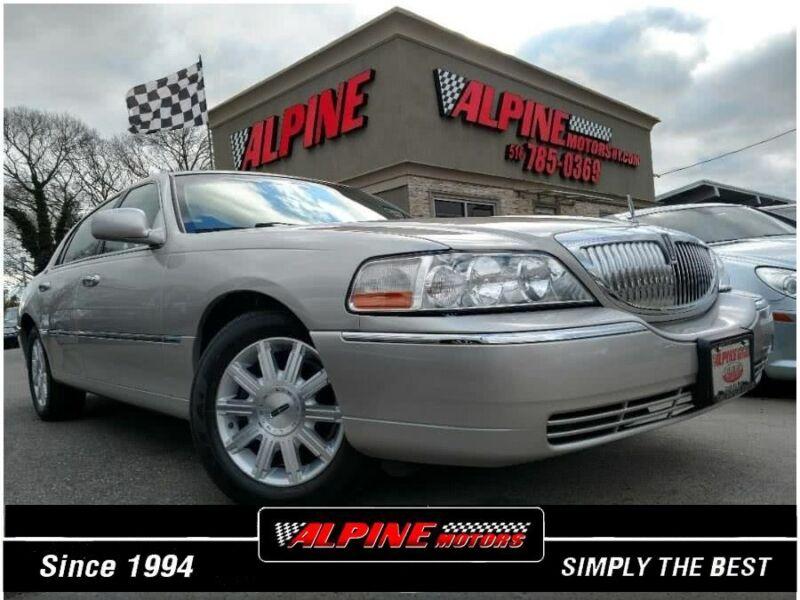 Image 1 Voiture Américaine d'occasion Lincoln Town Car 2007