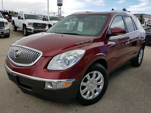2011 Buick Enclave CXL AWD Leather Dual Sunroofs Local Trade