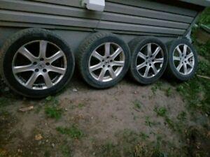 Jantes Acura rims 17 inch