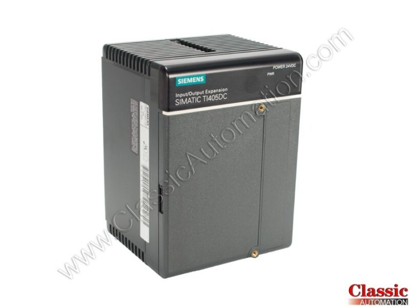 Siemens, Texas Instruments| 405DC-IOEX| Expansion Unit (New)