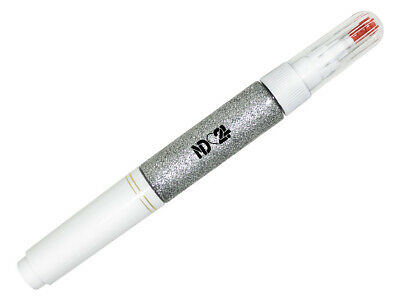 Profi Nagel Design Nail Art Pen glitter silber Nagellack Stift Gel Liner Malerei