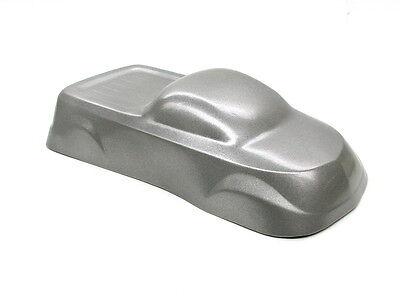 Powder Coating Paint Sd Super Silver 1lb .45kg