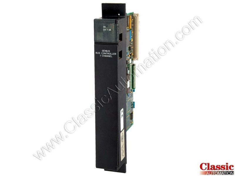 GE - General Electric   IC697BEM731U   Bus Controller Module (BCM)  Refurb