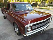 1970 Chevrolet C10 Longbed Fleetside Pickup 350 V8 Restored Spring Farm Camden Area Preview