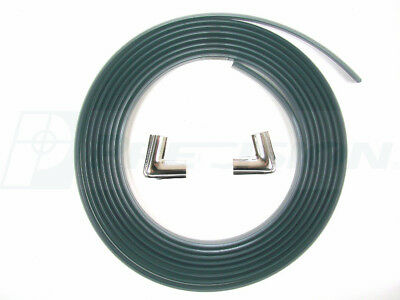 Glass Gasket Kit (75-86 Chevy/GMC Truck Chrome Glass Gasket Seal Lockstrip Window Kit )