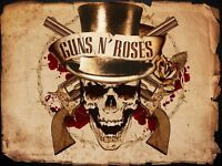 Guns and Roses **GOLD CIRCLE B**