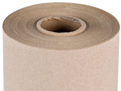 36 Rolls Standard Natural Brown Kraft Roll Paper Towels 8