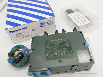 Panasonic Afp0r-c32ct Afp0rc32ct Control Unit New