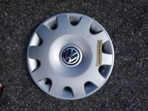 """16"""" VW Volkswagen rim and cover"""