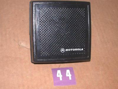 Oem Motorola 2 Way Radio Cb Ham Speaker With Screws Bracket Hsn4032a Free Sh