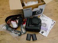 Canon EOS 5D Mark ii + BG-E6 Grip