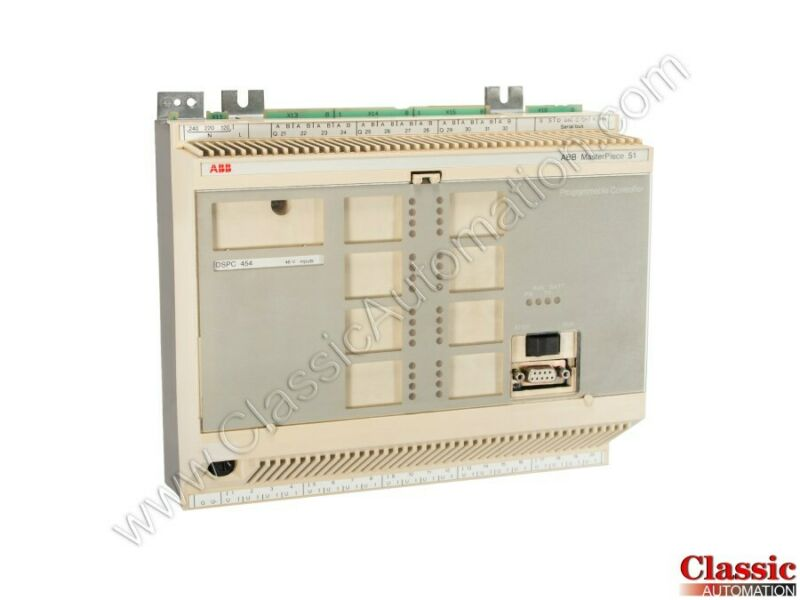 ABB | DSPC 454 | MasterPiece 51 Programmable Controller (Refurbished)