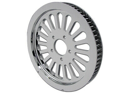 Rear Pulley 65 Tooth Chrome,for Harley Davidson,by V-Twin