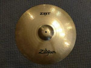 Cymbale Zildjian ZBT Ride 20 usagée-used