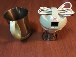 Automatic Hot Soy Milk ( or seeds, beans & rice) Maker