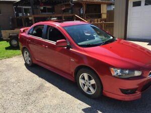New price stock Lancer GT