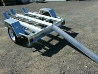 Motorbike trailer wanted for hire