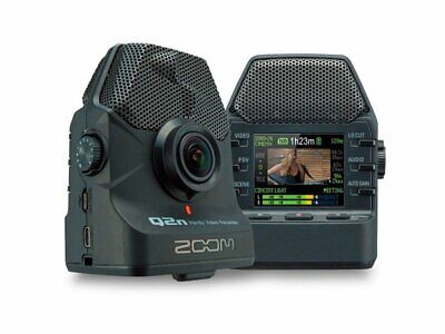 Grabador de audio / vídeo portatil  ZOOM Q2N, usado segunda mano  Embacar hacia Argentina