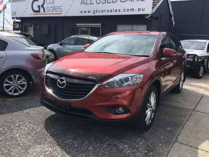 2013 Mazda CX 9 Luxury Wagon Activematic AWD | Cars, Vans U0026 Utes ...