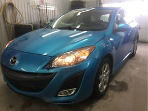2010 Mazda Mazda3 GS WOW ONLY 57K | CERTIFIED